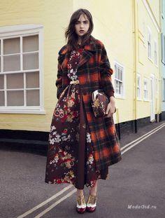 Женская мода: Blugirl, осень-зима 2015-2016