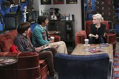 """The Big Bang Theory 9×14, """"The Meemaw Materialization"""""""