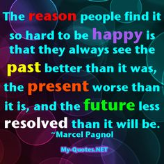 The reason people find | My-Quotes.NET