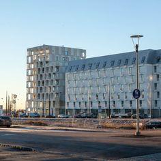 Länsisatamankatu, Helsinki, 2014 - Huttunen–Lipasti–Pakkanen Architects