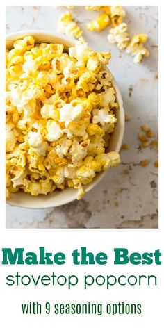 If you aren't making popcorn on the stove yet, then let's change that ASAP. It comes together just as quickly as microwaved popcorn and costs a fraction of the price. Plus you can have complete control over the ingredients. I will show you how in a quick and easy how to guide that will change movie night forever. #makingpopcornonthestove #popcornoil #popcornrecipes #popcorn via @wholefoodbellies