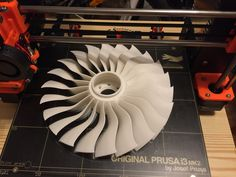 Turbine on MK2  #prototyping
