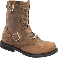 95265 Harley Davidson Men's Ranger Motorcycle Boots - Brown