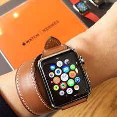 I can't wait to get my Hermes Apple Watch  #beautiful #hermes #applewatch #awesome #stylish #fashion #nice #watch #orangebox #instamood #instagood #picoftheday #photooftheday by fashionisminepassion
