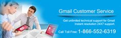 Call on gmail Contact Number 1-866-552-6319 for gmail customer service in usa nad canada and talk to our certified technician and Get instant gmail customer care service