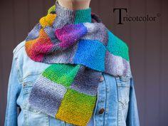 Tricotcolor: Les couleurs de la vie !