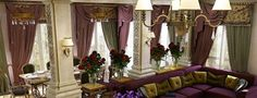 Great tips for Curtains in the Empire style