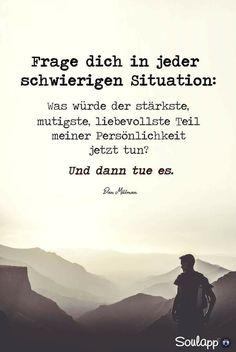 Gefällt mir. Sehr ermutigend. Positiv denken und handeln.