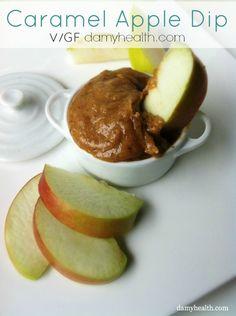 #Raw #Vegan Caramel Dip PLUS The 10 Best Recipes Using Raw Vegan Caramel