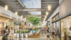 Image result for open mall design
