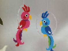 Mobilering - geeignet für Hama Bügelperlen Mobile Perlen Stiftplatte  | eBay