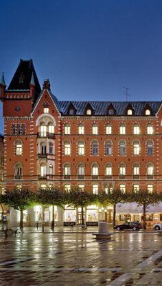 Stockholm, Nobis Hotel, Sweden, iPhone