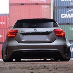 Mercedes A45 Amg, Mercedes Benz Cars, Custom Forge, Daimler Benz, Amg Petronas, Forged Wheels, Car Brands, Luxury Cars, Dream Cars