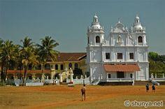 Church in South Goa