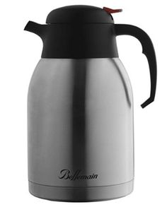 Bellemain Premium Thermal Coffee Carafe Stainless Steel 2 Liter for sale online Coffee Machine, Coffee Maker, Premium Coffee, Best Appliances, Vacuum Flask, Hot Coffee, Carafe, Drinking Tea, Kettle
