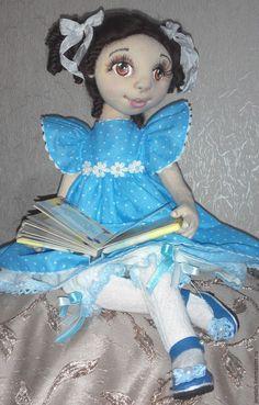 Тая - текстильная кукла ручной работы Elsa, Cinderella, Disney Characters, Fictional Characters, Dolls, Disney Princess, Art, Baby Dolls, Art Background