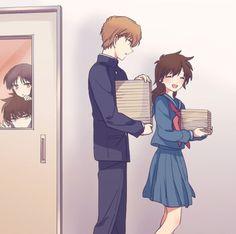 Look at kaito and akako