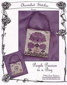 (7) Gallery.ru / Фото #1 - Purple Passion in a Bag - galkin36