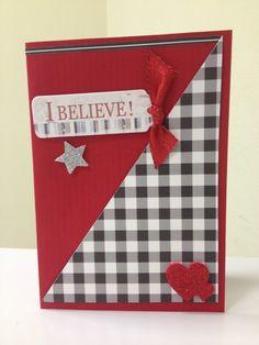 I Believe - card
