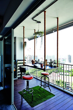 13 Balcony Designs That Ll Put You At Ease Instantly Home Decor Singapore  Viva Interior Design Homes With Ease