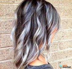 #балаяж #balayage Мелированием волос уже сложно удивить. Но периодически возникают новые техники, которые предлагают модницам уникальные альтернативы и возможности. К их числу относится и балаяж — методика окрашивания, которая играет на цветовом контрасте! ✅ Просмотреть краски для волос: http://goo.gl/xoQIIi
