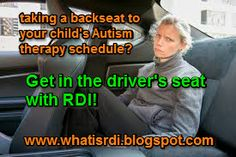 RDI empowers parents to learn how to guide their child through the obstacles of Autism to a lifetime of success.