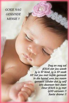 Good Night My Friend, Goeie Nag, Goeie More, Afrikaans, Prayers, Sleep Tight, Poems, Poetry, Prayer