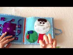 NapadyNavody.sk | Ručne šitá kniha pre deti, ktorá rozvíja kreativitu a myslenie detí