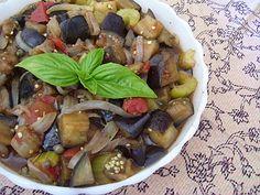Gluten Free Eggplant Italiano