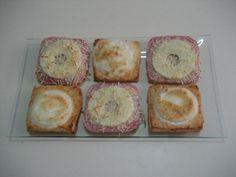 Canapes Rapidos Al Horno. recetas - recipes- food