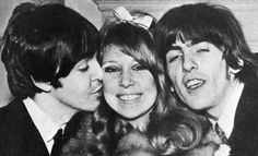 """I got married in 1966 and Paul was my best man. He cancelled his holiday to do it. Then he got drunk and put a bow-and-arrow through the car window. But until then it was great."" ~George Harrison"