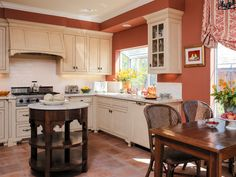 kitchen designs — now, you're cooking! | peach and kitchens