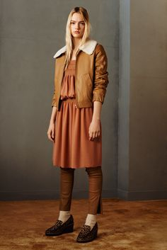 See the complete See by Chloé Pre-Fall 2016 collection.