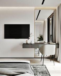 65 Beautiful Minimalist Home Decor Ideas « Home Decoration Minimalist Home Decor, Minimalist Bedroom, Deco Design, Trendy Bedroom, Handmade Home, Luxurious Bedrooms, Diy Home Decor, Sweet Home, Bedroom Decor