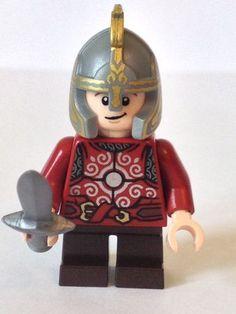 Merry Rohirrim Squire Custom Minifigure
