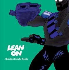 #Sonando: Lean On (feat. MØ & DJ Snake) - J Balvin & Farruko Remix – Major Lazer http://MurrikoRadio.com #Visítanos