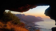 So after a scary mission up we found another #cave on #lionshead this one is after wallys cave and befor the cave looking over #seapoint. Definitely worth the effort. #nature #instagood #southafrica #hike #capetown #views #adventure #cityofcapetown #mountains #tablemountain #12apostles #campsbay #sea #sunset by scooba_rat http://ift.tt/1ijk11S