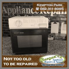 Domestic Appliance Repairs and Spares is our specialty - We keep them working. We aim to repair domestic appliances with the utmost sense of urgency and professionalism, creating community based service outlets in the form of franchises. Appliance Repair, Appliance Parts, Bergen, Kempton Park, Creating Communities, Domestic Appliances, Home Automation, Solar Energy, Microwave