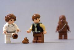 ¡Qué has hecho Chewbacca!