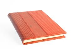 Elvis & Kresse Note Book at Supernomad - £60. Re-engineered from London Fire Brigade fire hoses.