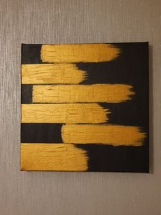 """""""Black and gold"""" Andreea Matusoiu"""