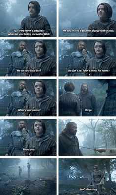 [gifset] Your're learning | Game of Thrones
