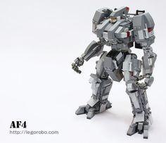 AF4, intrucciones para armar un super Robot de LEGO http://juegabien.cl/af4-intrucciones-para-armar-un-super-robot-de-lego/
