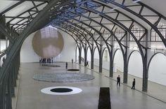 "Richard Long ""Berlin Circle"" im Hamburger Bahnhof - Museum für Gegenwartskunst Berlin     See the best #Art galleries in     Manhattan on https://www.artexperiencenyc.com"