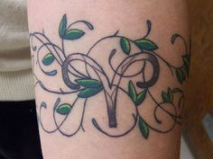 Zodiac Tattoos | InkDoneRight For those of us proud of our horoscope, Zodiac tattoos are an excellent way to showcase your origins. Compatibility with others can change depending on...