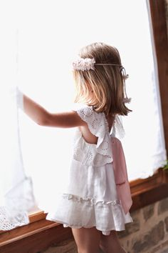 flower girls y niños paje Fashion Kids, Little Fashion, Baby Girl Fashion, Flower Girls, Flower Girl Dresses, Baby Kind, Little Girl Dresses, Baby Wearing, Baby Dress