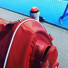 Pinを追加しました!/もうすぐ終わるけど、#TGIF な深夜修行 #tennis #テニス