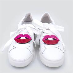 Sneaker Patch Set Lips  1