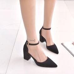 HEVXM Обувь Женщина Новые Высокие Каблуки Дамы Насосы Сексуальные Тонкие Пятки Воздуха Обувь Женская Обувь Zapatillas Mujer Sapato Женщина Chaussure