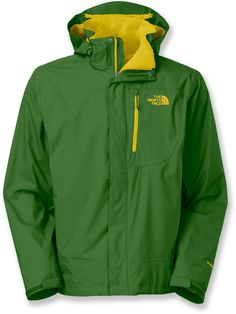 Stay dry on game day. The North Face Varius Guide Rain Jacket - Men's.